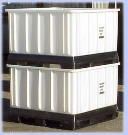 Bins Large Capacity Greater Than 200 Litres Plastic